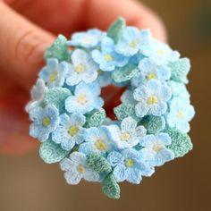 Crochet Bouquet, Crochet Brooch, Crochet Art, Crochet Home, Crochet Gifts, Irish Crochet, Crochet Earrings, Crochet Flower Tutorial, Crochet Flower Patterns