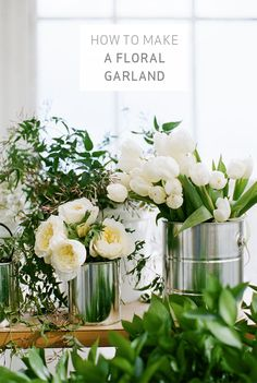 Holy Matrimony! The Most Epic Wedding Floral DIY - Apartment34