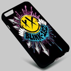 Blink 182 band Iphone 4 4s 5 5s 5c 6 6plus 7 Samsung Galaxy s3 s4 s5 s6 s7 HTC Case