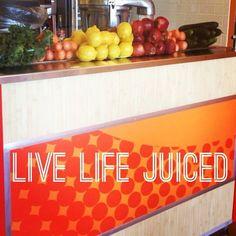 Aliso Viejo's Premier Raw Juice Bar.