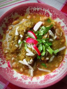 Carne en su Jugo (Braised Beef in a Tomatillo Broth) - Hispanic Kitchen