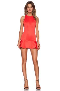 17be4a547107 Lovers + friends Morning Light Dress in Pink (Coral) | Lyst Lovers And  Friends