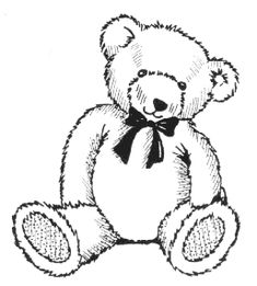 teddy bear gymnastics coloring pages - photo#15