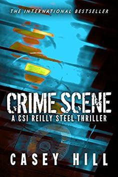 book cover of     Crime Scene