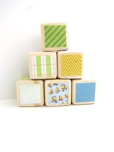Kids toy building blocks moderncolorful rainbow hipster baby new baby gift wooden baby blocks personalized baby shower decoration nursery decor blue yellow green baby blocksy children negle Gallery