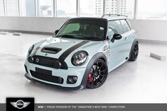 My next car...I'm still dreaming about that test drive. Wish I could trade in the 325ci for this clubman tomorrow .  :( ice+blue+mini+cooper+clubman+limited+edition | in mini cooper countryman