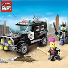 2016 Legoe City Police Swat Series Car Model Building Block Sets Kids Educational Bricks Toys For Children Toy Gift 1110 Model Building Kits, Building For Kids, Toys For Tots, Kids Toys, Ice Cream Car, Lego Gifts, Best Educational Toys, Gifted Kids, City Car