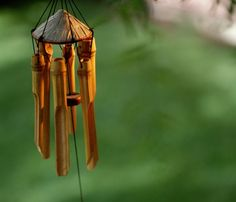 feng shui of wind chimes