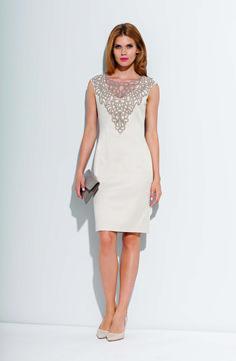 excellent dress from LÀme de Femme
