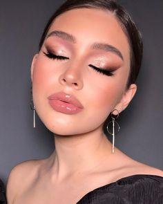 Fancy Makeup, Edgy Makeup, Glamour Makeup, Nude Makeup, Kiss Makeup, Smoke Eye Makeup, Eye Makeup Art, Eyeshadow Makeup, Makeup Cosmetics