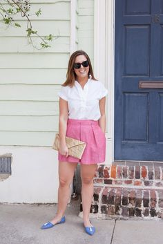 Pastel pleats are perfect to add to your summer wardrobe