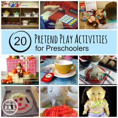 Kids Pretend Play Activities - Teaching 2 and 3 year olds. I think I will get Caleb to help me with an airport play center someday. Dramatic Play Area, Dramatic Play Centers, Indoor Activities For Toddlers, Preschool Activities, Toddler Play, Toddler Preschool, Toddler Crafts, Pretend Play, Infant Activities