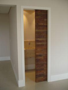 reformar piso acertando a altura das portas
