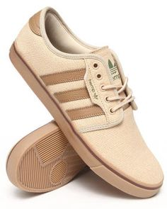 Love this Seeley Hemp Sneakers by Adidas on DrJays. Take a look and get 20% off your next order!