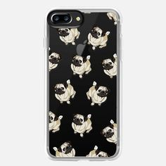 Casetify Iphone 7 Plus, Iphone Phone Cases, Tech Accessories, Pugs, Pattern, Patterns, Pug Dogs, Pug, Model