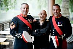 """DR M Suggests A """"Royal Marines Band"""" For A Masquerade Party Reception..."""