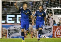 [Highlights] Argentina 3 - 0 Trinidad & Tobago (Friendly) - 04/06