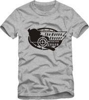 2014 Summer New Men's Detective Conan T-shirts Short Sleeve Hiphop Skateboard Detective Conan T shirts