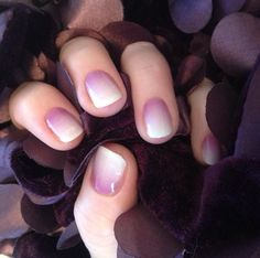 Check out Jamberry's Orchid Ombré! Get a salon look for a fraction of the price!