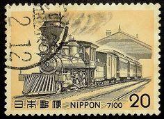 Steam Train Japan