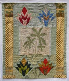Ann Quilts: Cleopatra's Fan