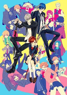 If there is to be a Persona Q 2, would you want Minako to join the team? As unlikely as it would be for that to happen.