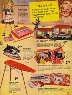 1950's Toy Catalog