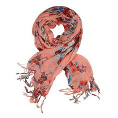 I love cute little flowery scarfs that you can throw on your everyday outfit. It just completes my day