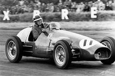 1953 Mike Hawthorn, Ferrari 500