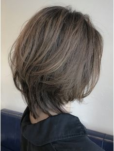 Asian Short Hair, Medium Short Hair, Medium Hair Cuts, Girl Short Hair, Short Hair Cuts, Medium Hair Styles, Curly Hair Styles, Haircut For Thick Hair, Haircuts For Long Hair