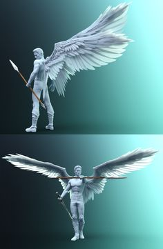 Sacrosanct is a set of 34 epic poses and expressions for Genesis 8 Males, Genesis 8 Females and Morning Star Wings. Wings, poses and expressions can be used alone or mixed and matched for different looks and combinations. Hierarchical poses are Wings Drawing, Angel Drawing, Drawing Reference Poses, Drawing Poses, 3d Art, Ange Demon, Angel And Devil, Art Poses, Angel Art