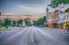 Georgetown Texas Town Square