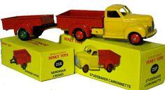 #diecast #Dinky Atlas 25P Studebaker Pickup Truck new or updated at www.diecastplus.info