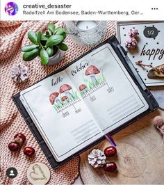 Mushrooms are such a great bullet journal theme for autumn months! As we see them sprouting up more and more. So here are adorable mushroom themes to get you started! Bullet Journal Hacks, Bullet Journal Notebook, Bullet Journal Themes, Bullet Journal Spread, Bullet Journal Layout, Bullet Journal Inspiration, Bullet Journals, Sources Of Vitamin B, Highlighter Pen
