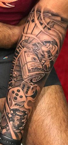 Half Sleeve Tattoos Forearm, Chicano Tattoos Sleeve, Realistic Tattoo Sleeve, Half Sleeve Tattoos For Guys, Forarm Tattoos, Cool Forearm Tattoos, Hand Tattoos For Guys, Full Sleeve Tattoos, Forearm Tattoo Men