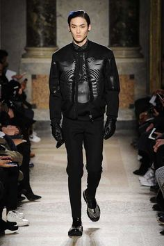 Male Fashion Trends: Les Hommes Fall/Winter 2016/17 - Milán Fashion Week