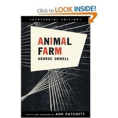 Year 6, Term 2 Literature selection. A classic, looks at an analogy of how a collective farm might look (run by animals)