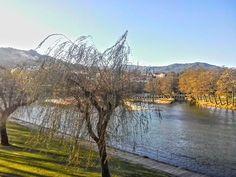 Boa tarde :D A Praia da Valeta em Arcos de #Valdevez na tarde soalheira de hoje. O paraíso!!!! - http://ift.tt/1MZR1pw -