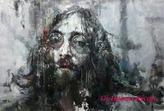 Artist - Imagine - Gi Hyeon Kwon - Artists whose work I love and inspire me. See paintings from Mark Phi Creations at markphicreations.com