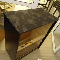 Tripptrapp stol og Trofast boks = sant viivilla.no