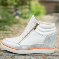 Fashion Spring Autumn New 2016 Women High top Casual Sneaker