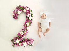 My princess month bday. Newborn Photography Poses, Baby Girl Photography, Two Month Old Baby, Baby Month By Month, Monthly Baby Photos, Baby Girl Pictures, Foto Baby, Baby Images, Baby Milestones