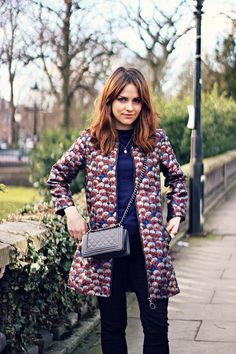 Trendsetter Tuesday: Amy Bell (thelittlemagpie) Dont Expect Anything, Oxford Street, Got The Look, Street Outfit, Outfit Posts, Travel Style, Her Style, Style Icons, Tuesday