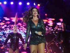 """Ivete Sangalo liga pra Luan Santana no meio do show e canta """"Escreve Ai"""""""