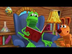 WordWorld - Radio Read-a-Thon/Robots to the Rescue! - YouTube Read A Thon, 2 Movie, Robots, Movies And Tv Shows, Disney Characters, Fictional Characters, Reading, Youtube, Robot