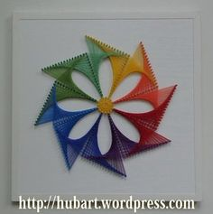 Eu cand vreau sa strig string art string art made in romania – Artofit String Wall Art, Nail String Art, String Crafts, Resin Crafts, String Art Templates, String Art Patterns, Arte Linear, Paper Embroidery, Japanese Embroidery