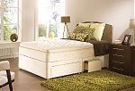Sealy Alvasta Latex Double Divan Bed