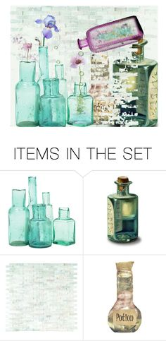 """Magic elixer"" by no-where-girl ❤ liked on Polyvore featuring art"