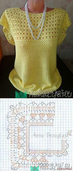 Fabulous Crochet a Little Black Crochet Dress Ideas. Georgeous Crochet a Little Black Crochet Dress Ideas. Gilet Crochet, Crochet Motifs, Crochet Shirt, Crochet Jacket, Crochet Skirt Outfit, Black Crochet Dress, Mode Crochet, Crochet Gratis, Crochet Style