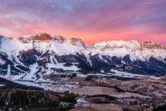 Gresse en Vercors - Isère - Rhône alpes - france. Sunrise in the mountains by Mathieu RIVRIN, via 500px